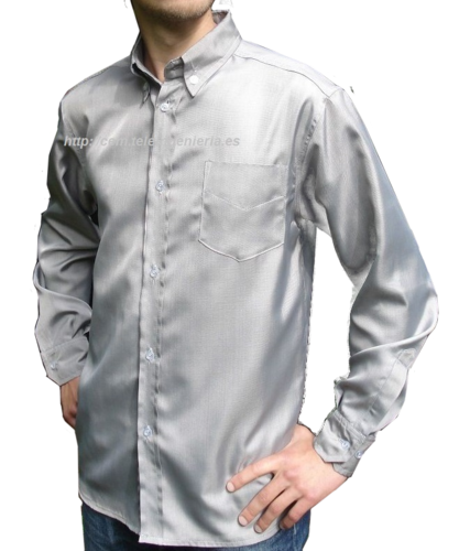 EMF Protective Shirt Men's Long Sleeved