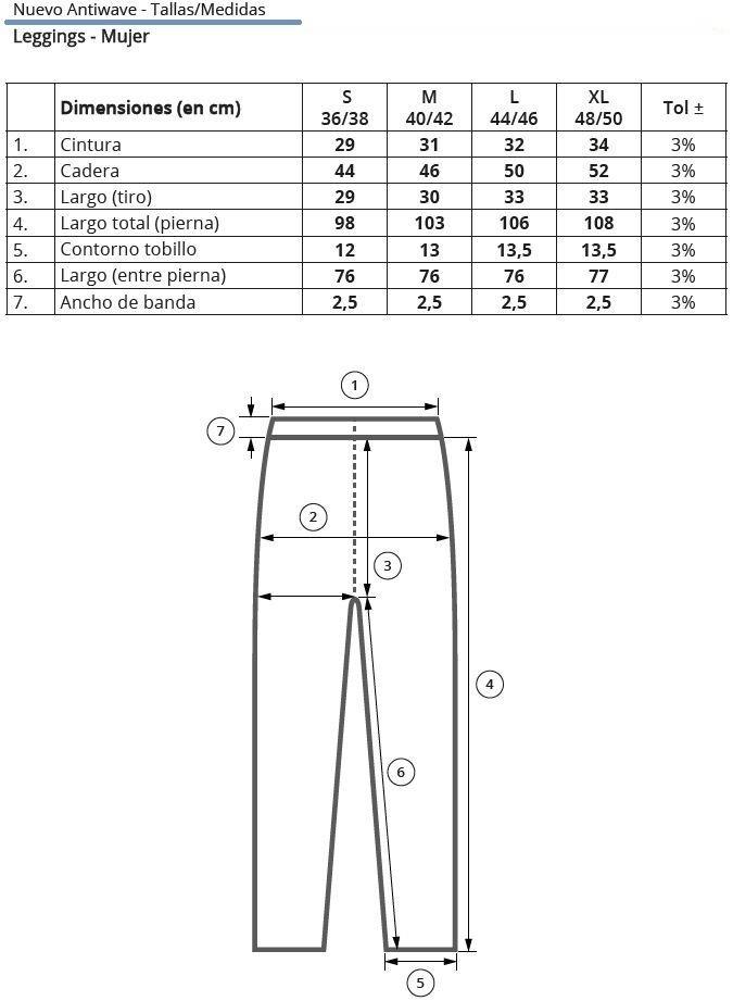 EMF Protective Underwear LEGGINS - Women Extreme High Shielding